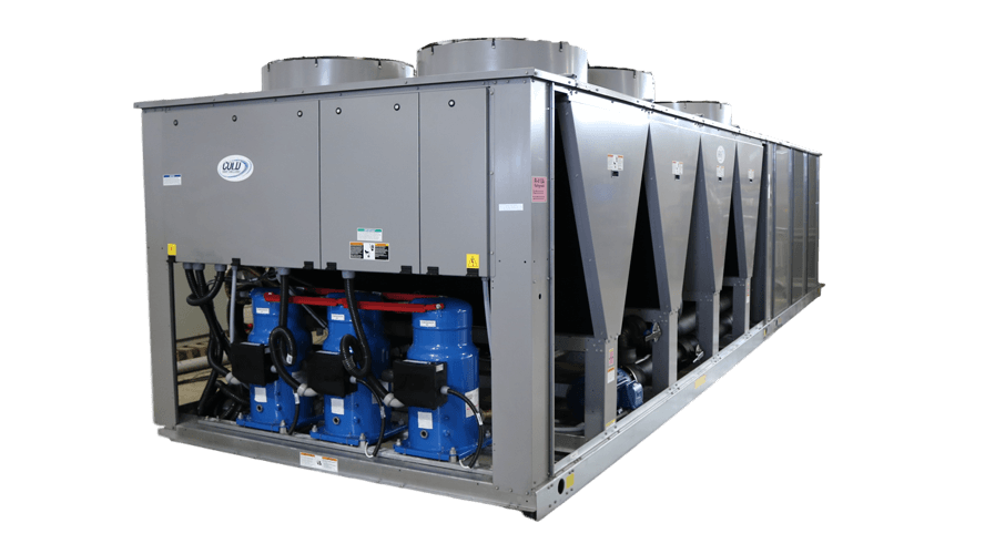Air Cooled Chillers 100 + Ton