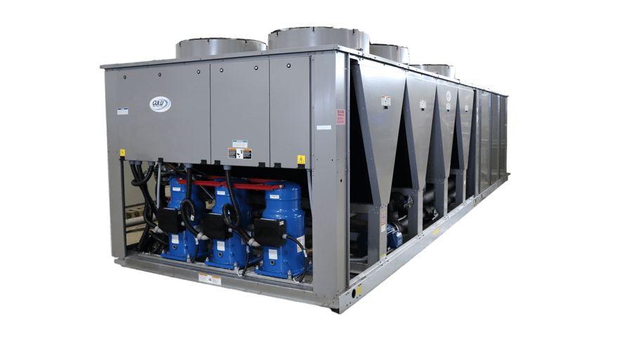 Central Air Cooled Chillers