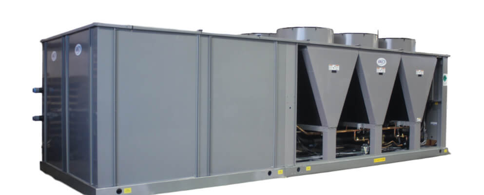 closed-loop water chiller system