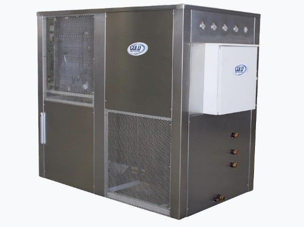 Cold Shot Chiller that can pair with close tolerance temperature control unit
